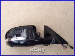 Range rover Evoque RH Door Mirror Camera Power Fold Light memory blind spot