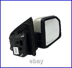 SS5HQH RH Side Mirror Blind Spot Camera Led Signal Gold 2015-19 Ford F150 Pickup