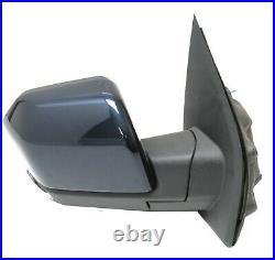 SU5DDV RH Mirror Blind Spot Led Signal Puddle Camera 2015-2019 Ford F150 Pickup