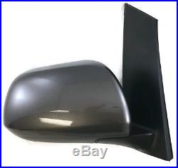 Side Mirror Power Heated Bsm Gray Passenger Right Toyota Sienna 13 18