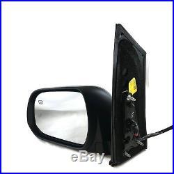 Side Mirror Power Heated Bsm Silver Driver Left Toyota Sienna 2013 2018