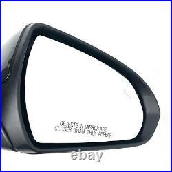 Side Mirror for 2017-2018 Hyundai Elantra Blind Spot Turn Signal Passenger Side