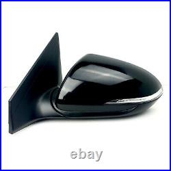Side Mirror for 2017-2018 Hyundai Elantra with Blind Spot Turn Signal Driver Side