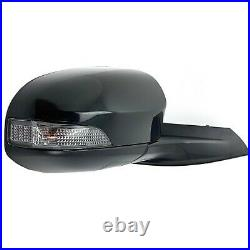Side Mirror for TOYOTA C-HR 2018 2020 Blind Spot Puddle Lamp Passenger Right