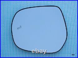 TOYOTA LAND CRUISER PRADO / LEXUS LEFT HEATED MIRROR GLASS BLIND SPOT USA type