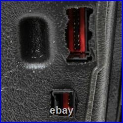 TRQ Mirror Power Folding Heat Turn Blind Spot Memory Camera Temp Spot Pair