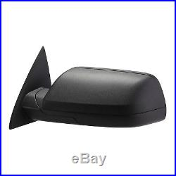 Textured Driver Side Door Mirror With Blind Spot Detection for SE Model 128-4334