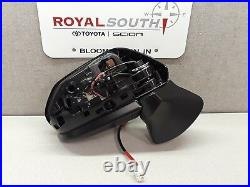 Toyota Camry 2018 Passenger Right Outer Mirror Assembly WithO BSM Genuine OE OEM