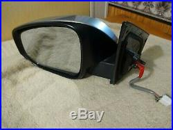 Fits 11-18 Charger 300 Right Pass Mirror Glass Lens Models w//Heat Blind Spot D
