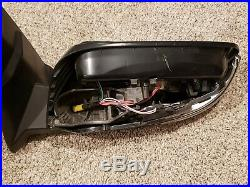 Toyota Tacoma 16-18 Outer rear view Mirror Assembly set Genuine OEM left right