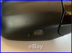 Vauxhall Grandland X Wing Mirror Blind Spot Right Drivers Side Black Oem