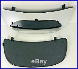 Vivaro 01-13 Passenger L/h/s Side Left Lower Blind Spot Door Wing Mirror Glass